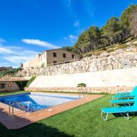 Juncosa Villa Sleeps 13 Pool WiFi