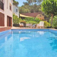 Canyelles Villa Sleeps 6 Pool WiFi
