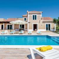 Alecrineira Villa Sleeps 8 Air Con WiFi