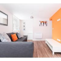 Beautiful, top-spec apt for up to 4 in York centre