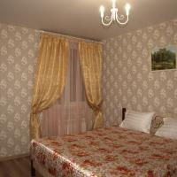 Garden Apartment in Sheremetyevo