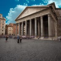 Few Steps From Pantheon S&AR
