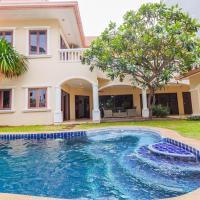 pattaya pool Villa Baan Suan Villa By Fernweh Hotels 002