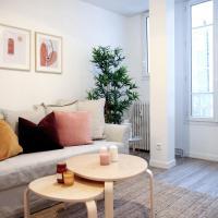 Appartement Paris-Diderot