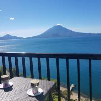 Sky view Atitlán lake suites Hotel la riviera de atitlan Bahia san buenaventura panajachel solola