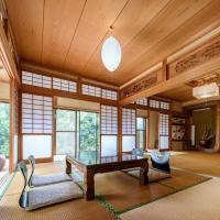 traditional Japanese house give you one traditional JP house