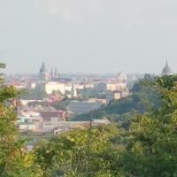 Panoramic apartment in Budapest