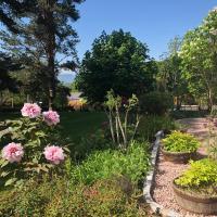 Merlin's Garden Retreat
