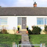 North Coast Cottage Portgower by Helmsdale