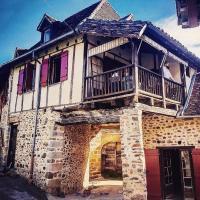 maison Beaulieu sur Dordogne