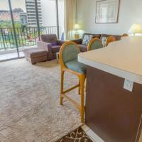 Waikiki Banyan Tower 1 Suite 701
