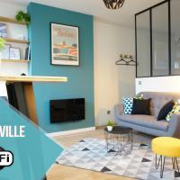 La Casa Nova - 2 Pièces Compans Caffarelli Toulouse