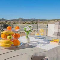 Porreres Villa Sleeps 6 Pool Air Con WiFi