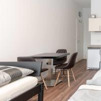 Monteurzimmer Berlin Pankow mit Dachterrasse - Nur 10 min. von der A10 - 3 Zimmer/ 7 Betten