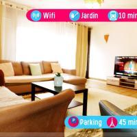 Superbe maison, confort calme et pratique