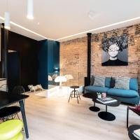 Exclusive Loft in Le Marais
