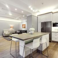 Stylish New 2bdrm 2bthrm apartment