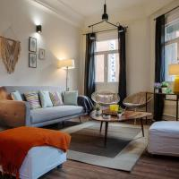 Spacious & Cosy 3bed3bath in Madrid City Center