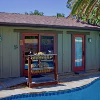 Poolside Cottage - Walk to CalTech