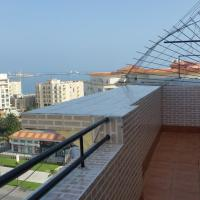 Apartment Tanger Penthouse duplex with sea view