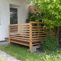 Apartment in Wien mit Garten (L)