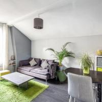 Charming and colorful apartment in Batignolles