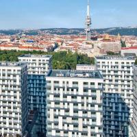 Garden Towers Praha 3