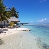 Villa Kahaia Beach by Tahiti Homes