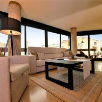 Luxury apartment with Barbara Castle Views