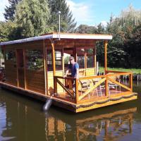 Hausboot / Floss