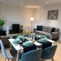 Canary Wharf Luxurious Apartment