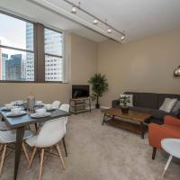 Spacious + Relaxing 2BR near Playhouse Square