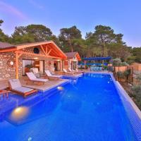 Villa Likya Havuzu Korunaklı Villa