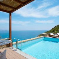 Vathy Villa Sleeps 5 Pool