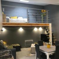 Studio Duplex Villa PALMER Annexe