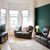 2 Bedroom Apartment near Murrayfield