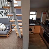 -The snug- A cosy Cardiff apartment.