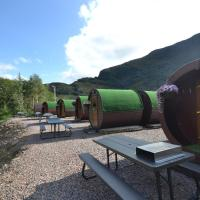 Glamping Pods
