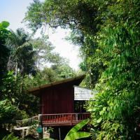 Wooden Hut Koh Kood