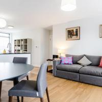 Bright 2 bed flat in Marylebone