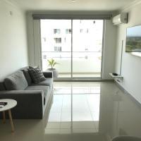 Apartamento moderno para cortas y largas estadías.