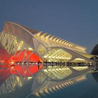 Next to the City of Arts and Sciences