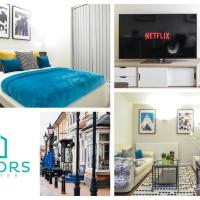 Tudors••Jewellery Quarter Apartments••Double Bedroom