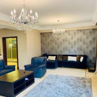 G&A 3 Bedroom Luxury Apartment,Near Republic Square