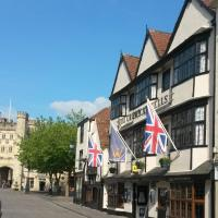 The Crown at Wells, Somerset