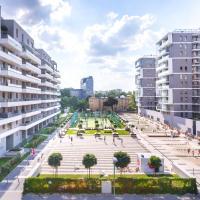 Apartament Cilantro Kasprzaka 3rooms, 6pax, 65sqm