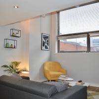 Modern 1 Bedroom Apartment in Manchester City Centre