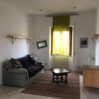 A simple big apartment