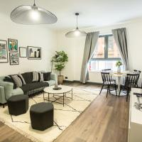 Merchant City - Quirky and Cool Apartment