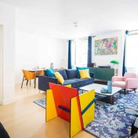 Beautiful Apartment with 2 bedrooms & baths #Paris4